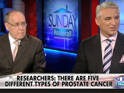 5 kinds of prostate cancer discovered in study