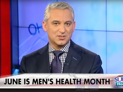 June is Men's Health/Cancer Awareness Month